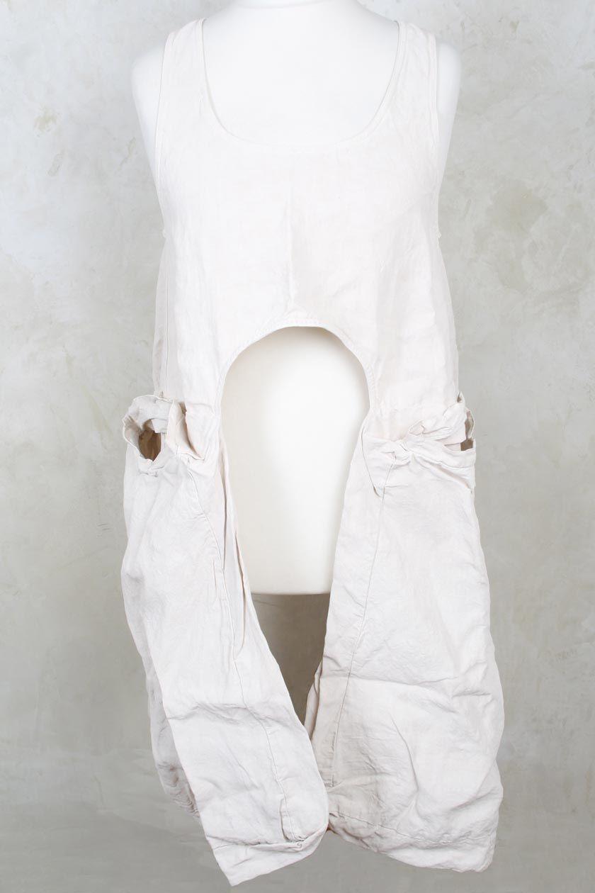 White apron.org - Rundholz Dip Apron Dress In Mandel Www Oliviamay Org