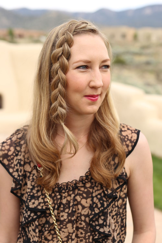 Hair braid braided hairstyles braids hairstyle brunette highlights