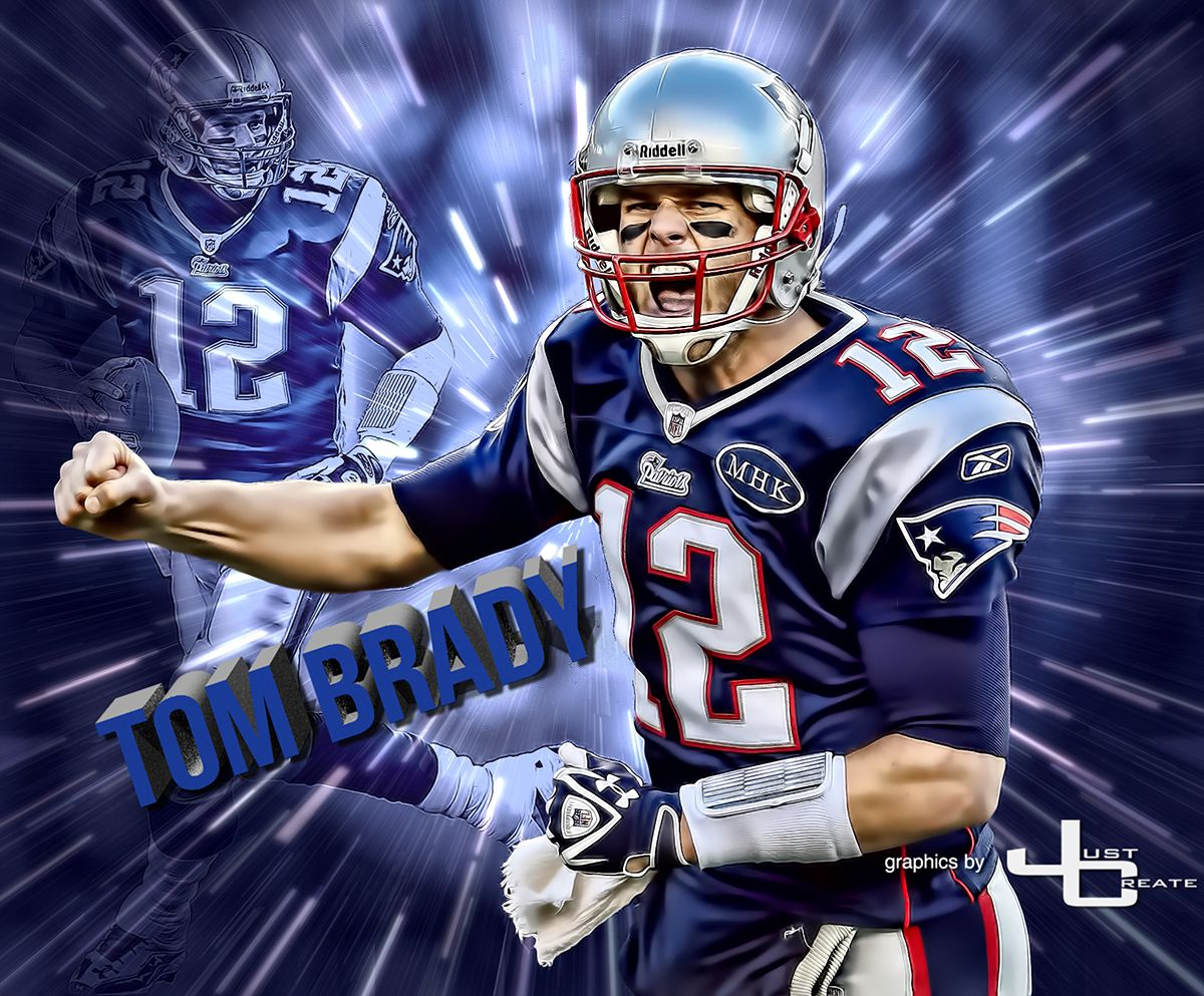 Tom Brady graphics by justcreate Sports Edits New