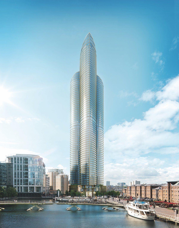 21 skyscrapers that will transform London\u0027s skyline by 2020 ...