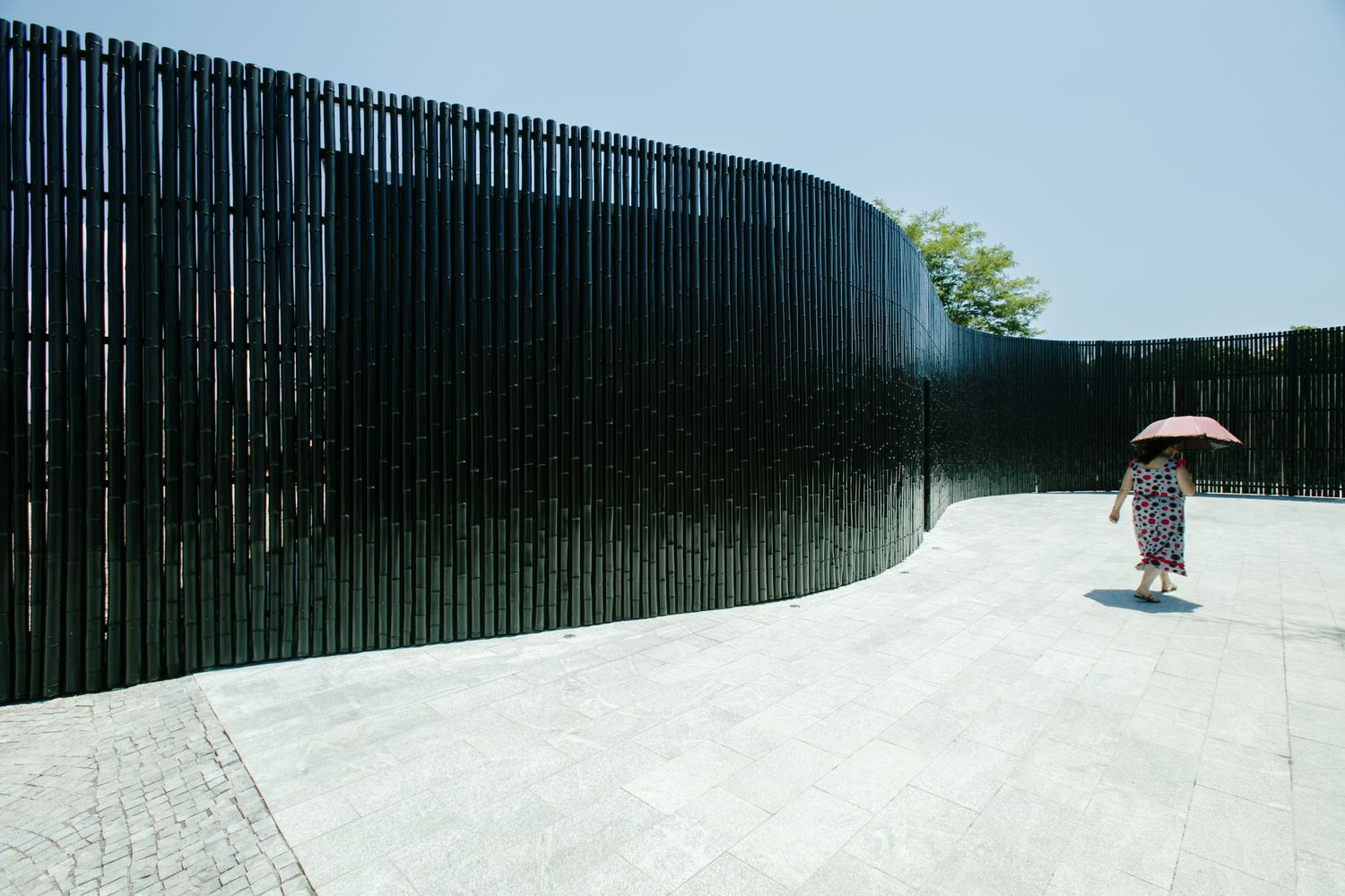 Gallery of Visitor Center for Architectural Miniatures Park / Laboratory of…