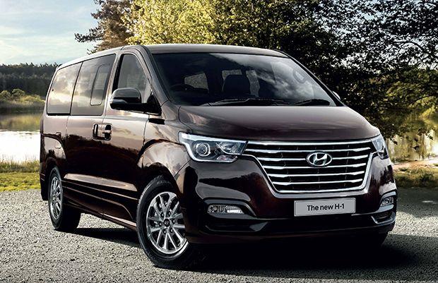 2018 Hyundai H1 And Starex Facelift Thai Prices And Specs Bangkok Post Auto Hyundai Mini Van Auto