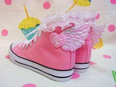 Fairy Kei Converse.