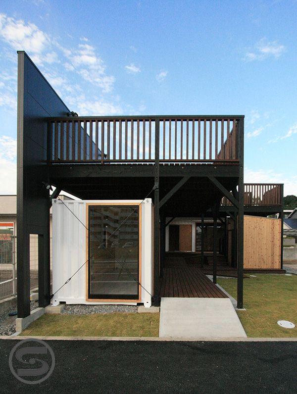 Pin de elea sandoval casillas en casas casas - Casas prefabricadas de contenedores ...