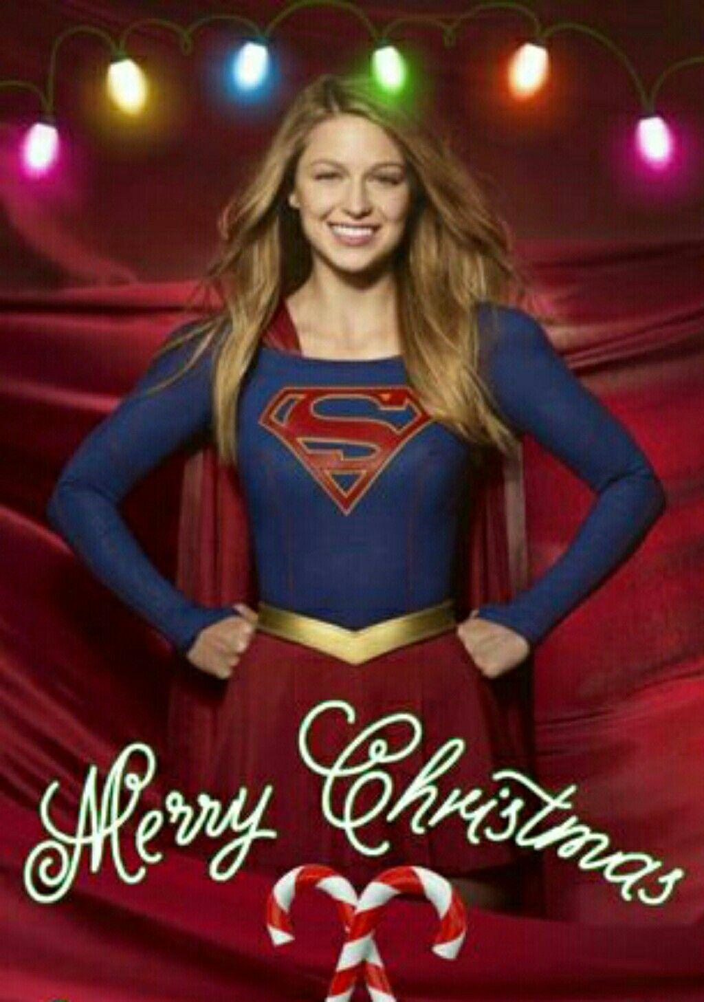 Supergirl Merry Christmas Supergirl Series Supergirl