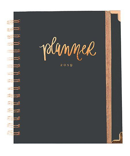 Keep Track Of Your Appointments With This Spiral-bound