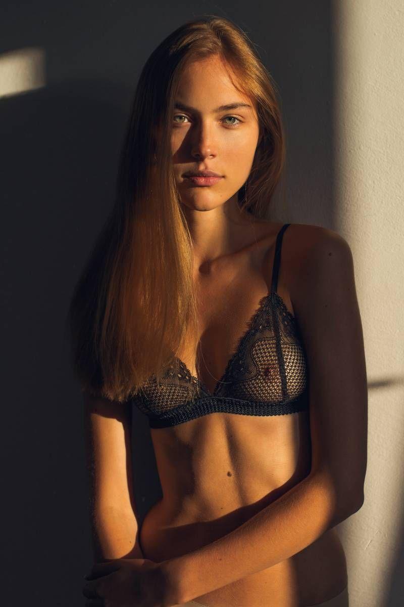 Порно с фэшион моделями