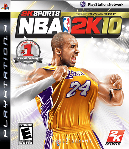 Nba 2k10 Ps3 Game Sports Games For Kids Nba Video Games Basketball Video Games
