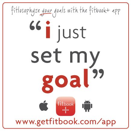 i just set a 12-week goal with fitbook+ goal-setting app! now, i'm sharing with you to hold me accountable. let's do this! #fitbookapp #livelifefit #goals