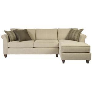 Awesome 235 Small Sectional Sofa With Chaise By Alan White   Stoney Creek Furniture    Sofa Sectional Toronto, Hamilton, Stoney Creek, Ontario