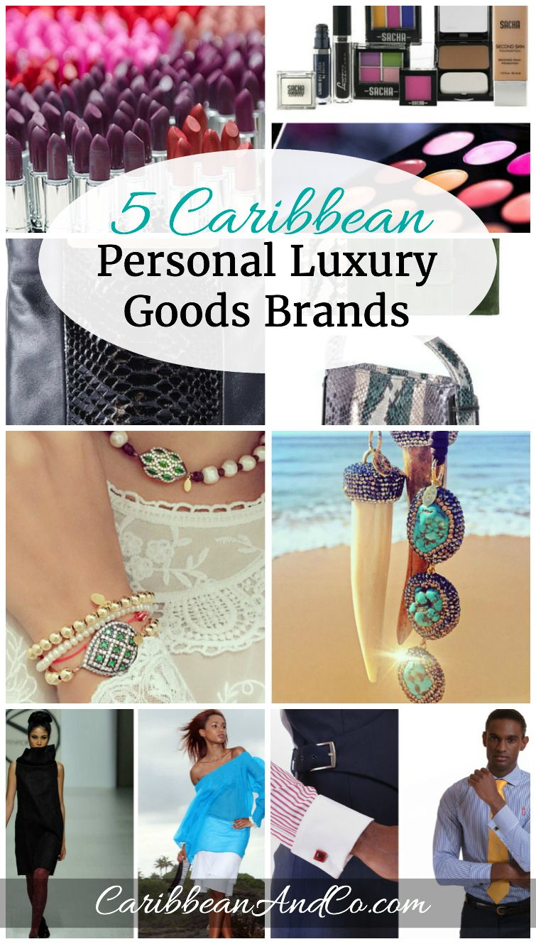 5 Caribbean Personal Luxury Goods Brands Cosmetic companies