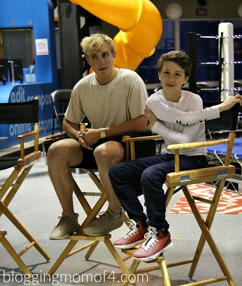 Have You Seen Disney Channel S Bizaardvark We Got To Chat With The Cast Including Jake Paul Creators And Tour The Set Take It Cast Jake Paul Disney Channel