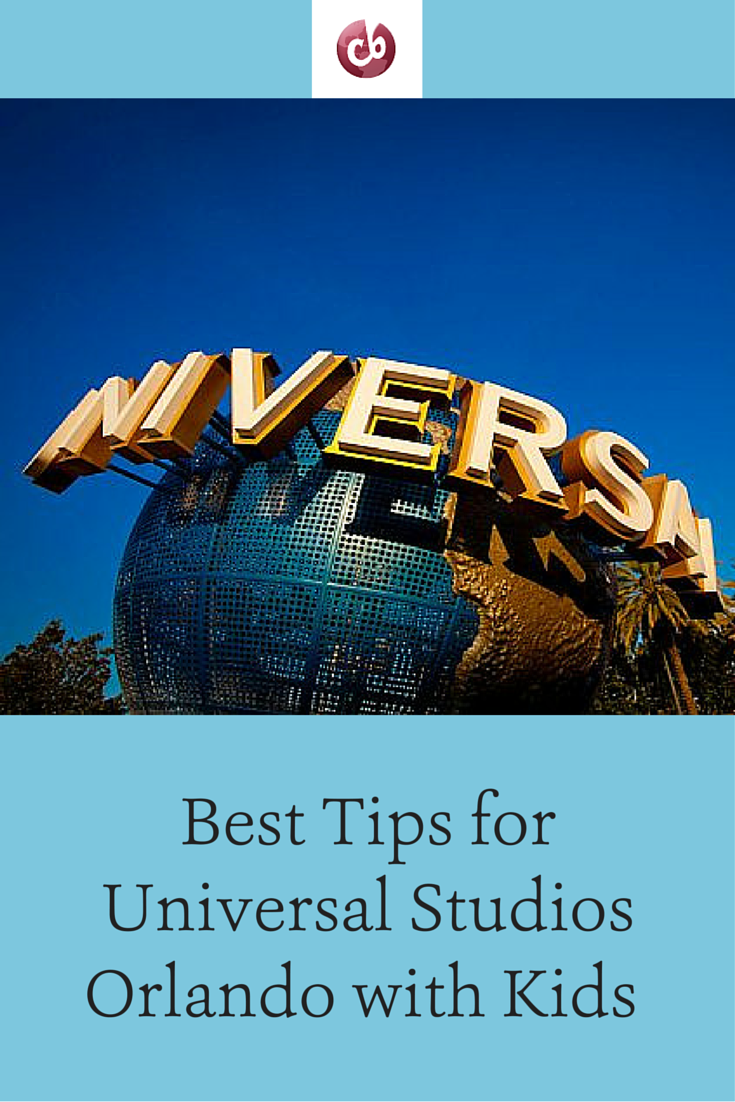 What to do at Universal Studios Orlando with kids of every age