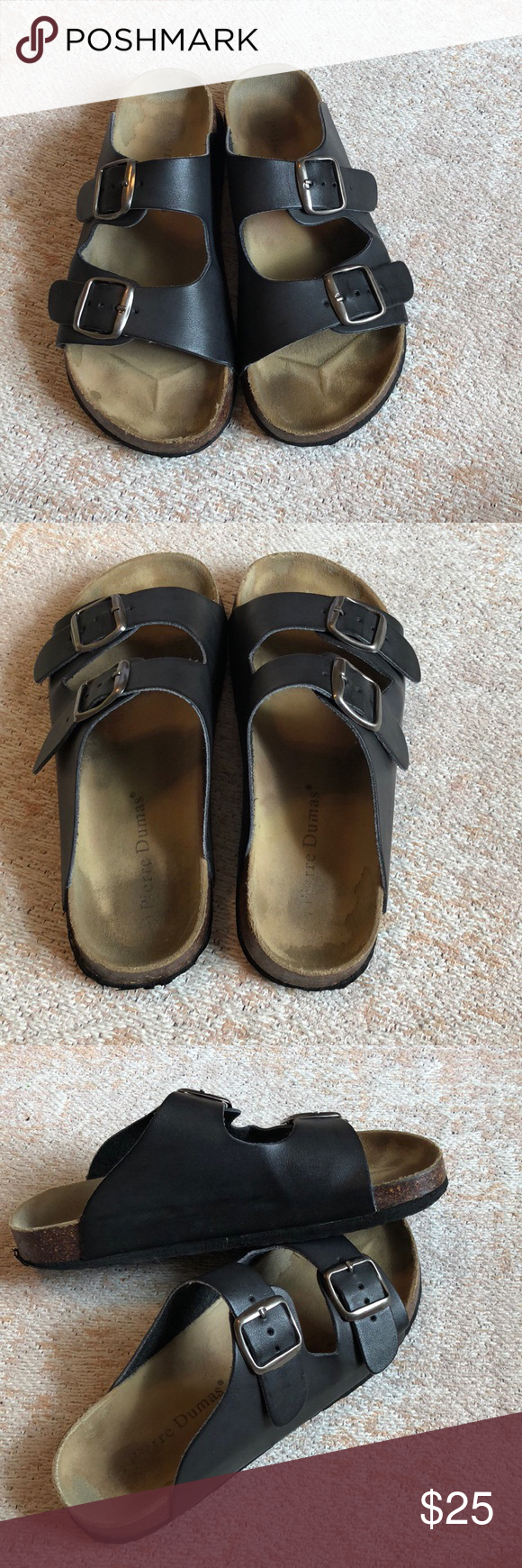3bf4edd1a798 I bought them off depop not paying attention and thought they were real  burks! I would have kept them because they are in good condition but they  ...