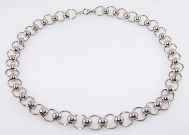 Chainmaille JewelryChainmaille Necklaces Bracelets Anklets