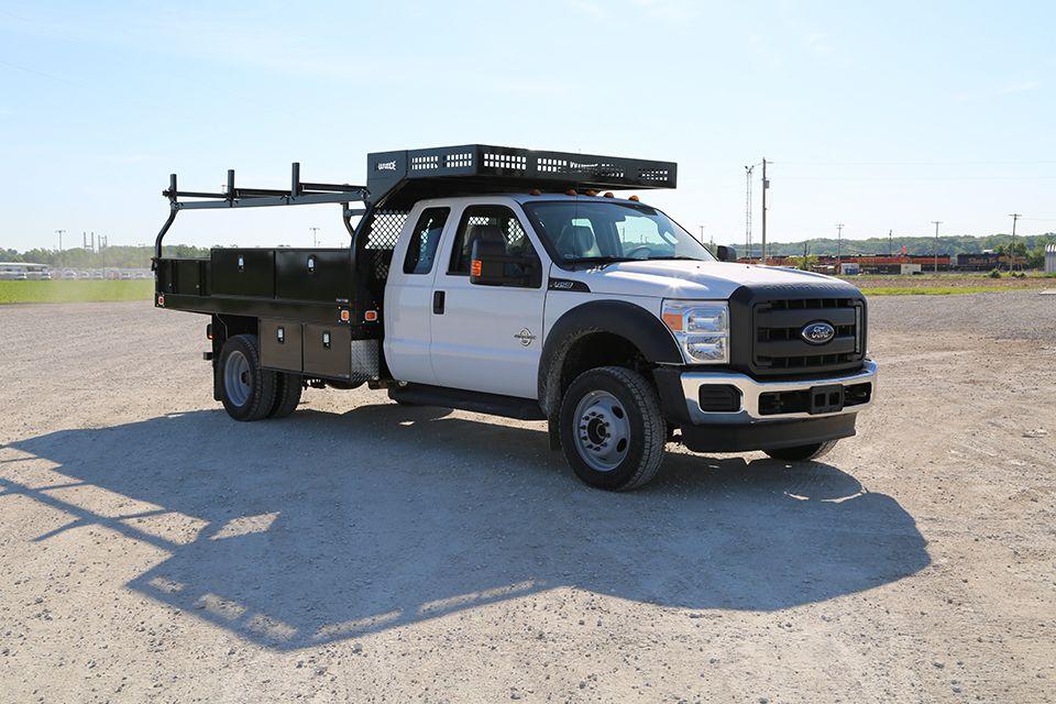 Concrete Bodies Product Gallery Custom Truck Beds Work Truck Organization Work Truck