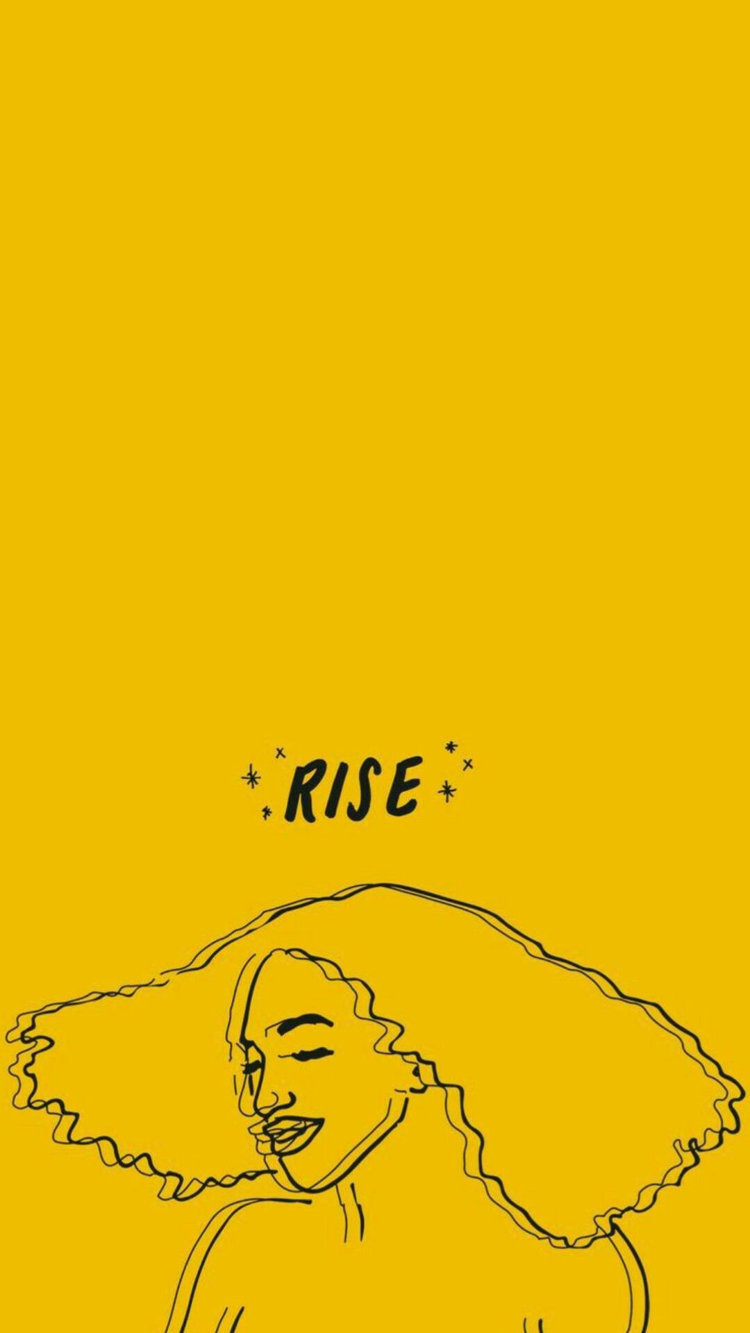 Pin By Mauly Montilla On Extra Yellow Wallpaper Positive Quotes Pastel Aesthetic