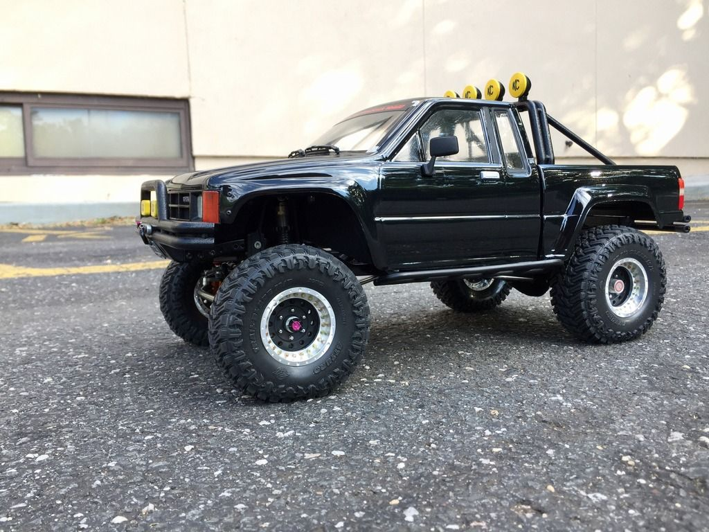 Marty Mcfly Truck >> Marty Mcfly S Sr5 Toyota 99959 Axial Marty Mcfly Mcfly
