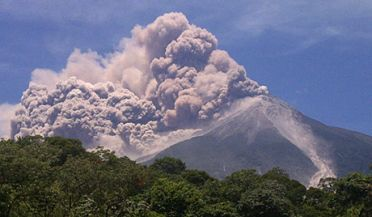 Vulcão de Senhor dos Anéis está em risco de erupção