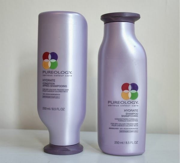 Pureology Hydrate Shampoo and Conditioner DUO set 8.5oz NEW #Pureology