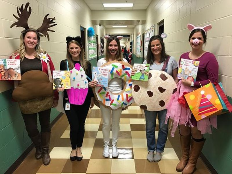 Best 10 Book Character Costumes Forever #characterdayspiritweek