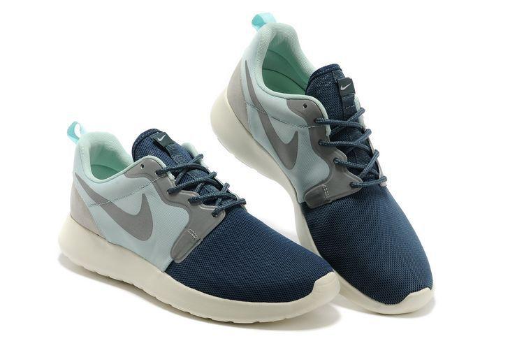 Keep warm Nike Roshe Run Hyp QS 3M Men Cheap Nike Mens Roshe Run NM BR 3M Soft Breathable Grey Nike Roshe One Champs Sports