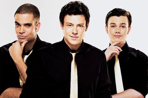 Glee Guys  <3