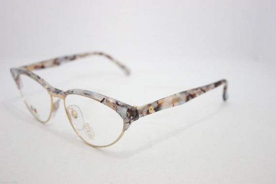 8ea38f6ded Lunettes Rege Paris Vintage Eyeglasses Eyewear Made in France Cats ...