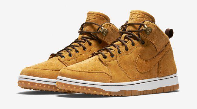 Nike Dunk CMFT Sneakerboot