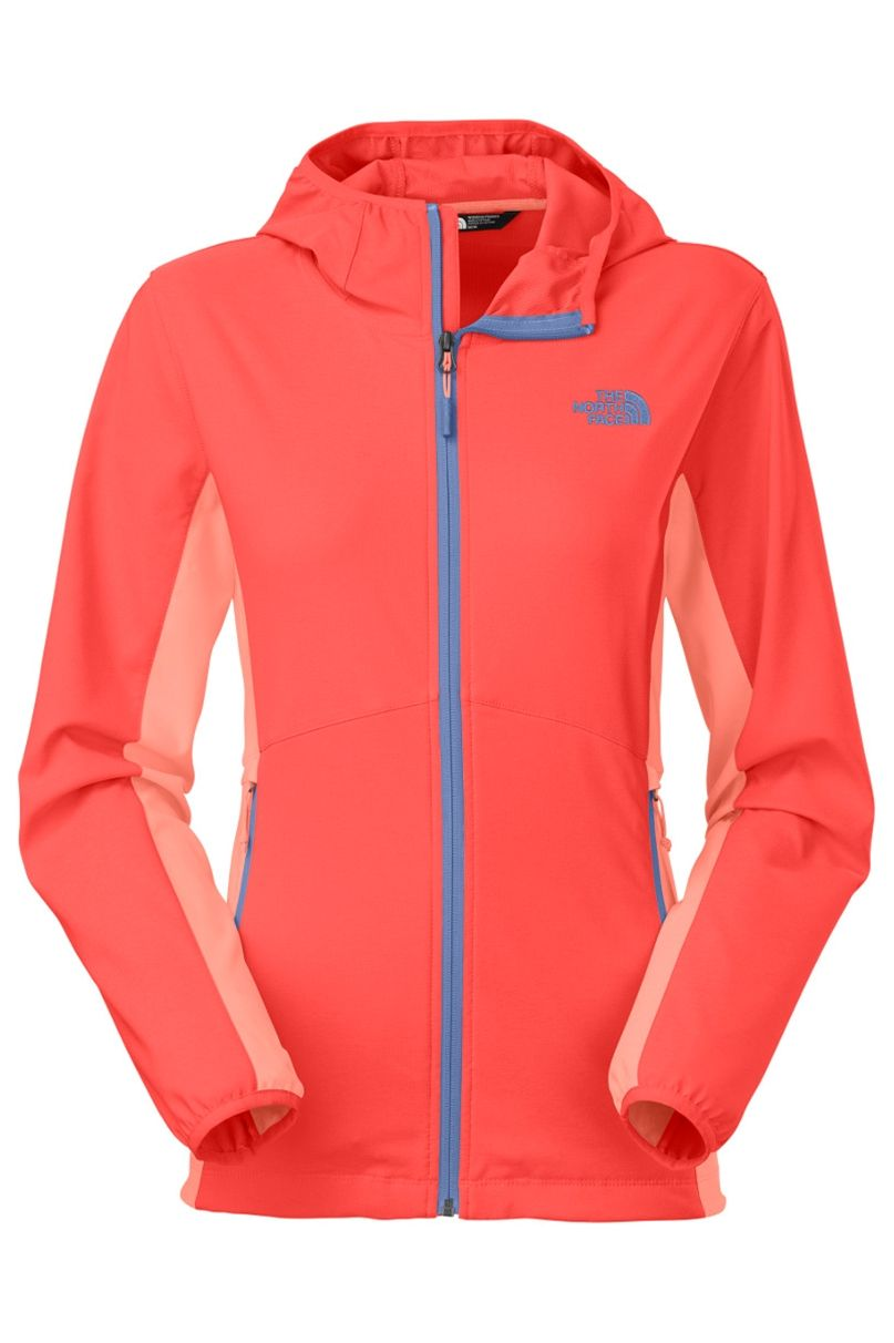 The North Face Women S Nimble Hoodie Free Shipping Hoodies Womens North Face Women Jackets [ 1212 x 807 Pixel ]