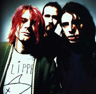 Red head Kurt #NIRVANA #music