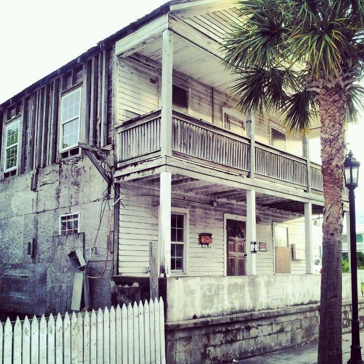 Key West Florida - Abandon House