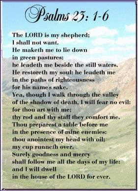 Psalm 23 Psalms Life Journey Quotes Bible Quotes