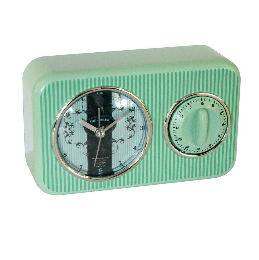 Horloge Minuteur Réclame