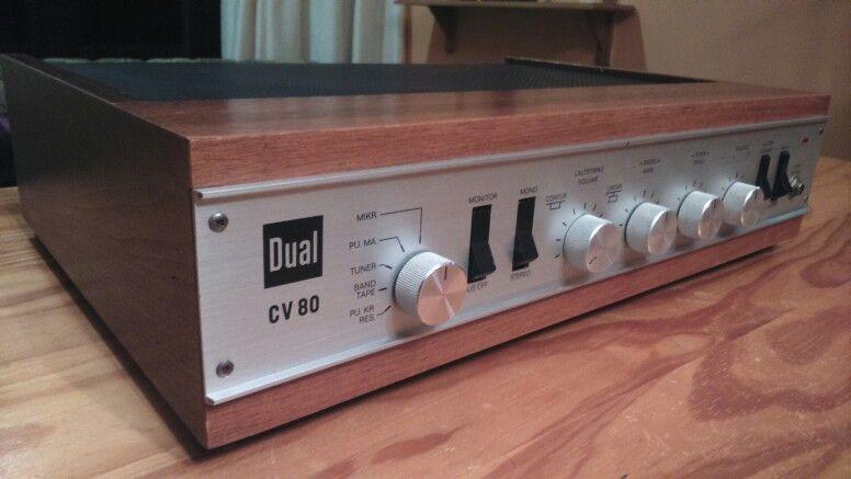 Dual Cv 80
