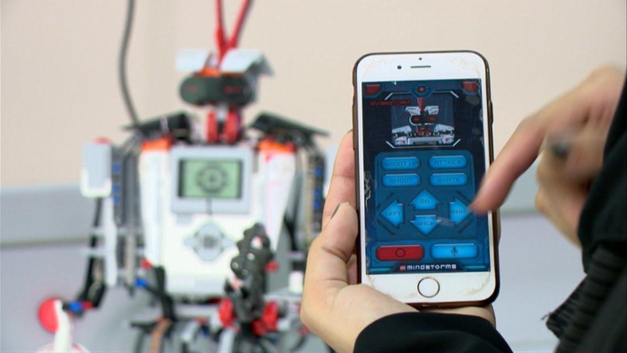 نتيجة بحث الصور عن كيف تطور الروبوتات في جامعة عفت للفتيات في مدينة جدة السعودية
