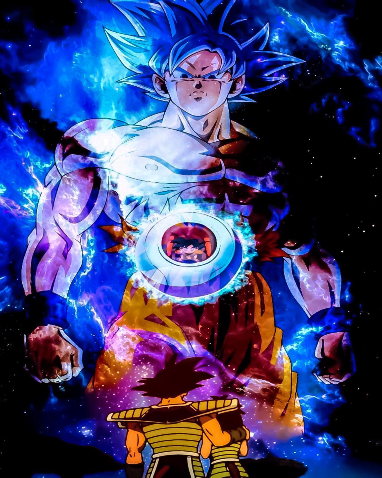 Son Goku  - ❤️proud parents ❤️