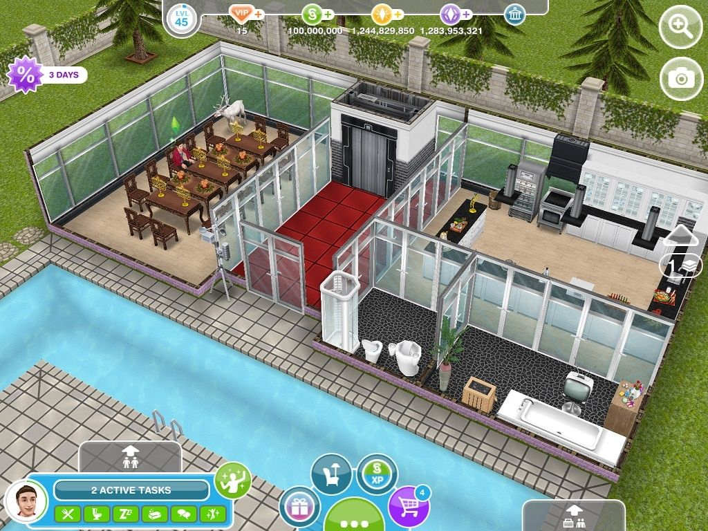 The #sims #freeplay iOS Hack and Android Mod #ios #android #games