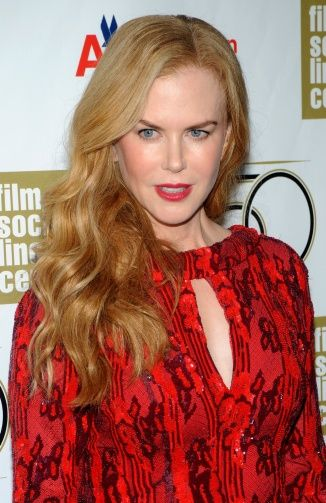 Nicole Kidman Red Hair Color