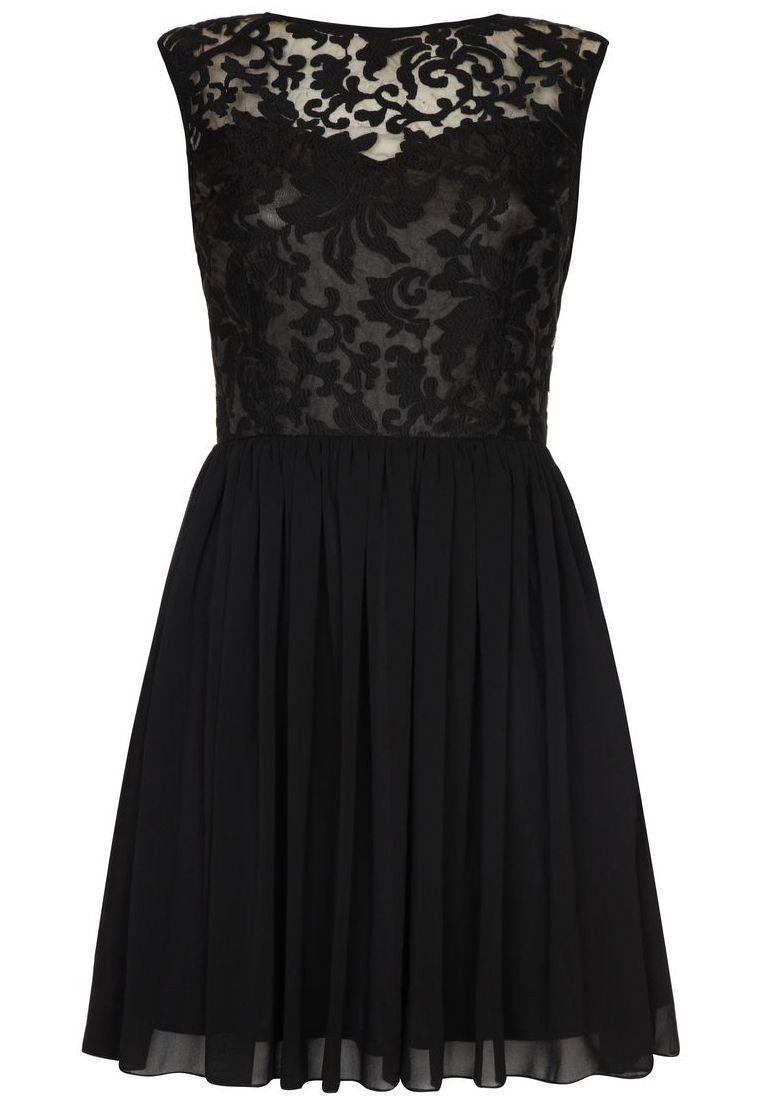 Mela Cocktailkleid / festliches Kleid - black - Zalando.de