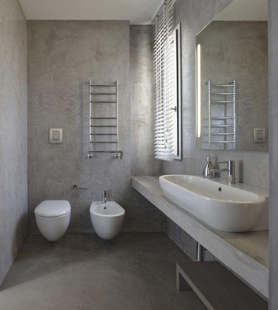 Arredo bagno in 886 990 interior design - Pavimenti per bagno moderno ...