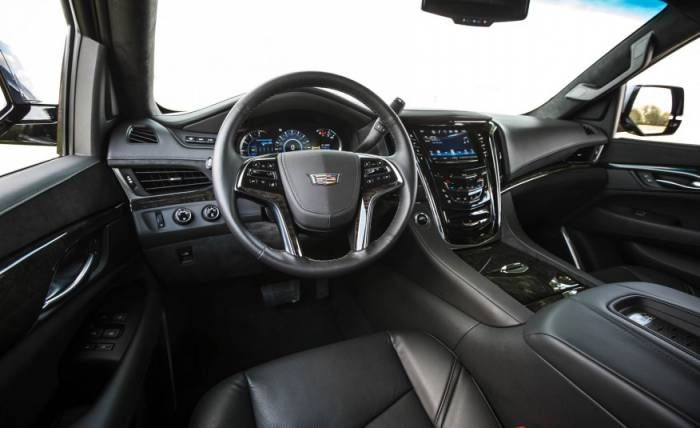 2017 Escalade Interior >> 2017 Cadillac Escalade Interior Live Wire Entertainment
