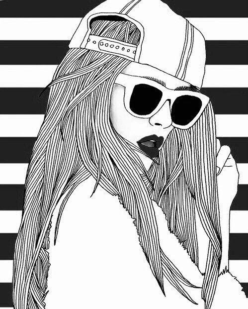 Schwarz-weiß Schwarz-Weiß Bilder Pinterest Outlines - küche schwarz weiß