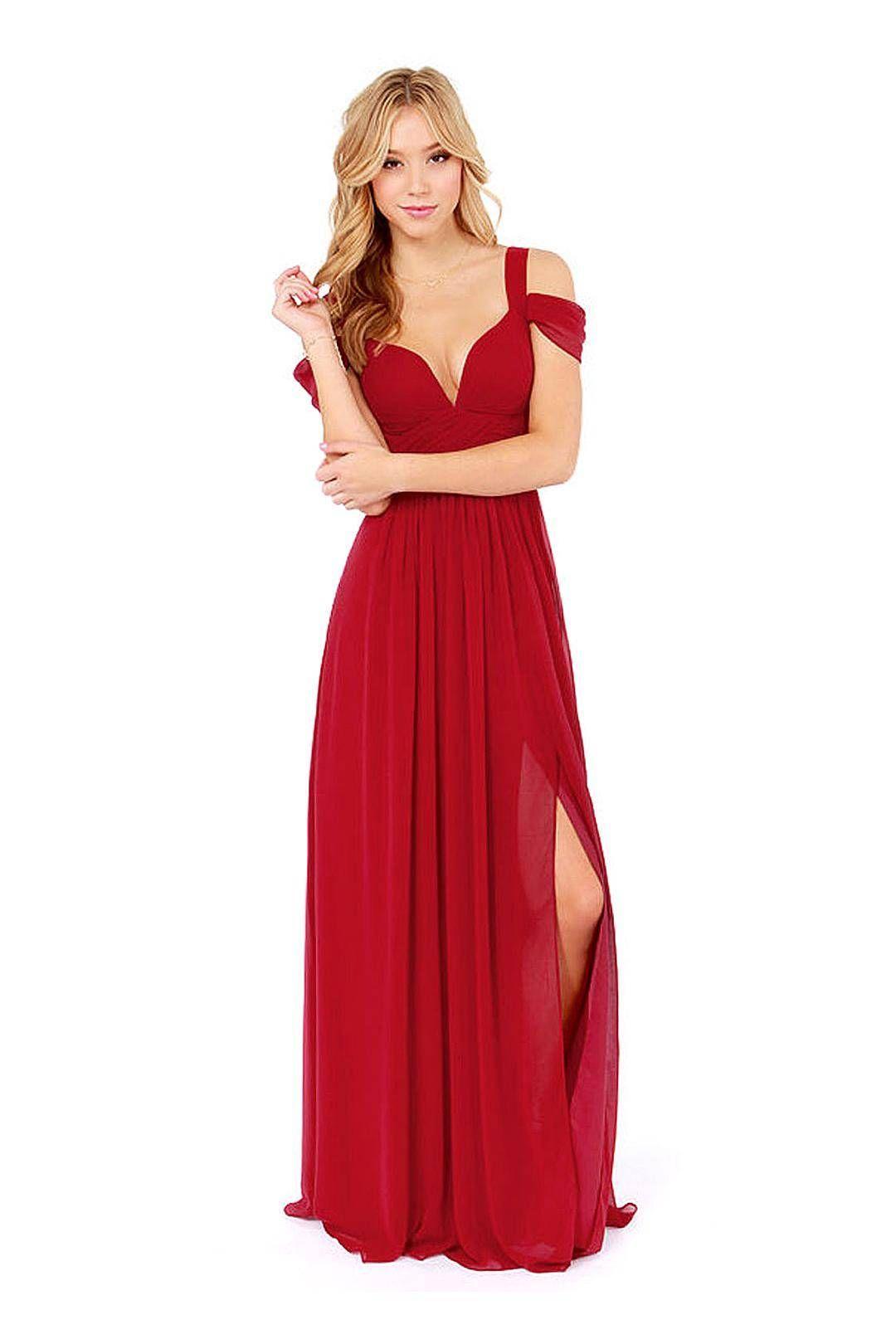 Wonderful skirts and dresses pinterest plunge dress maxi