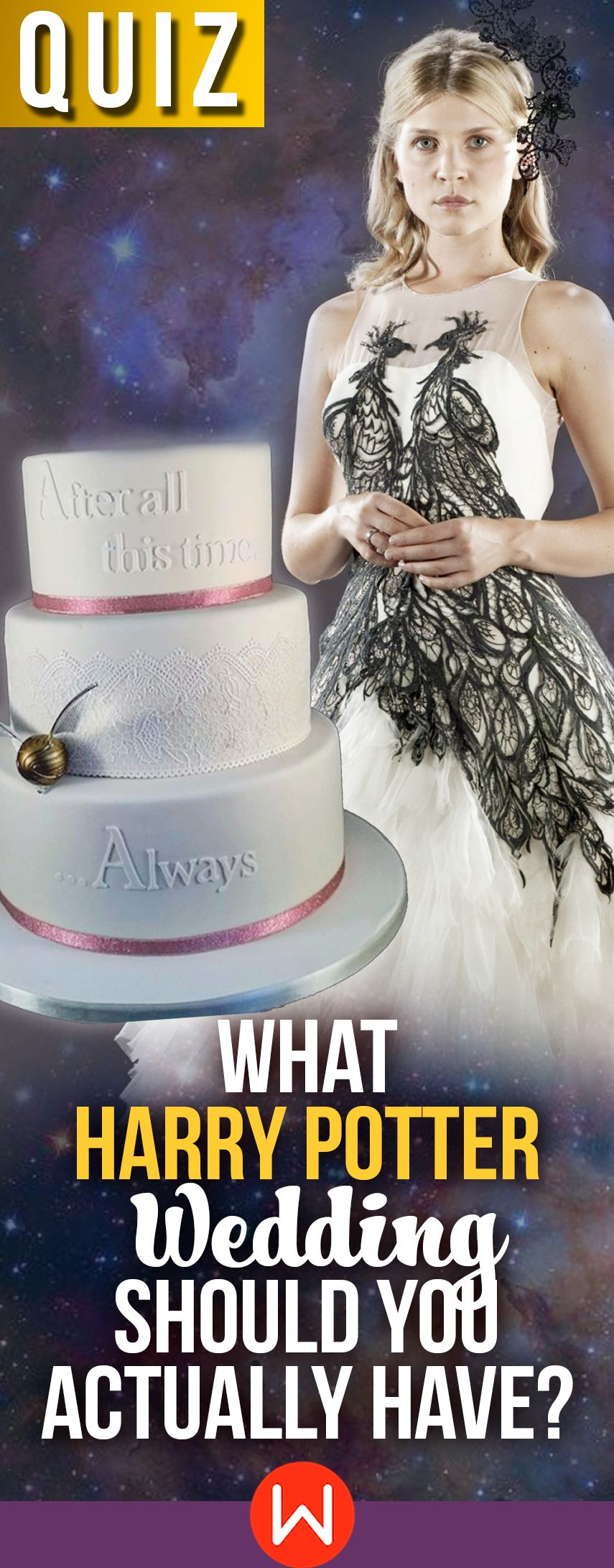 Quiz: Which Harry Potter Wedding Should You Have? | Quizzes