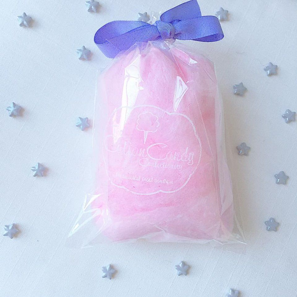 CCConfectionery gourmet cotton candy favors www ...