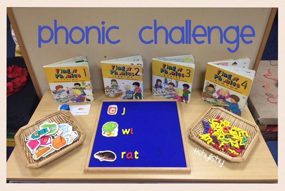 Phonics Preschool phonics, Phonics display, Jolly phonics