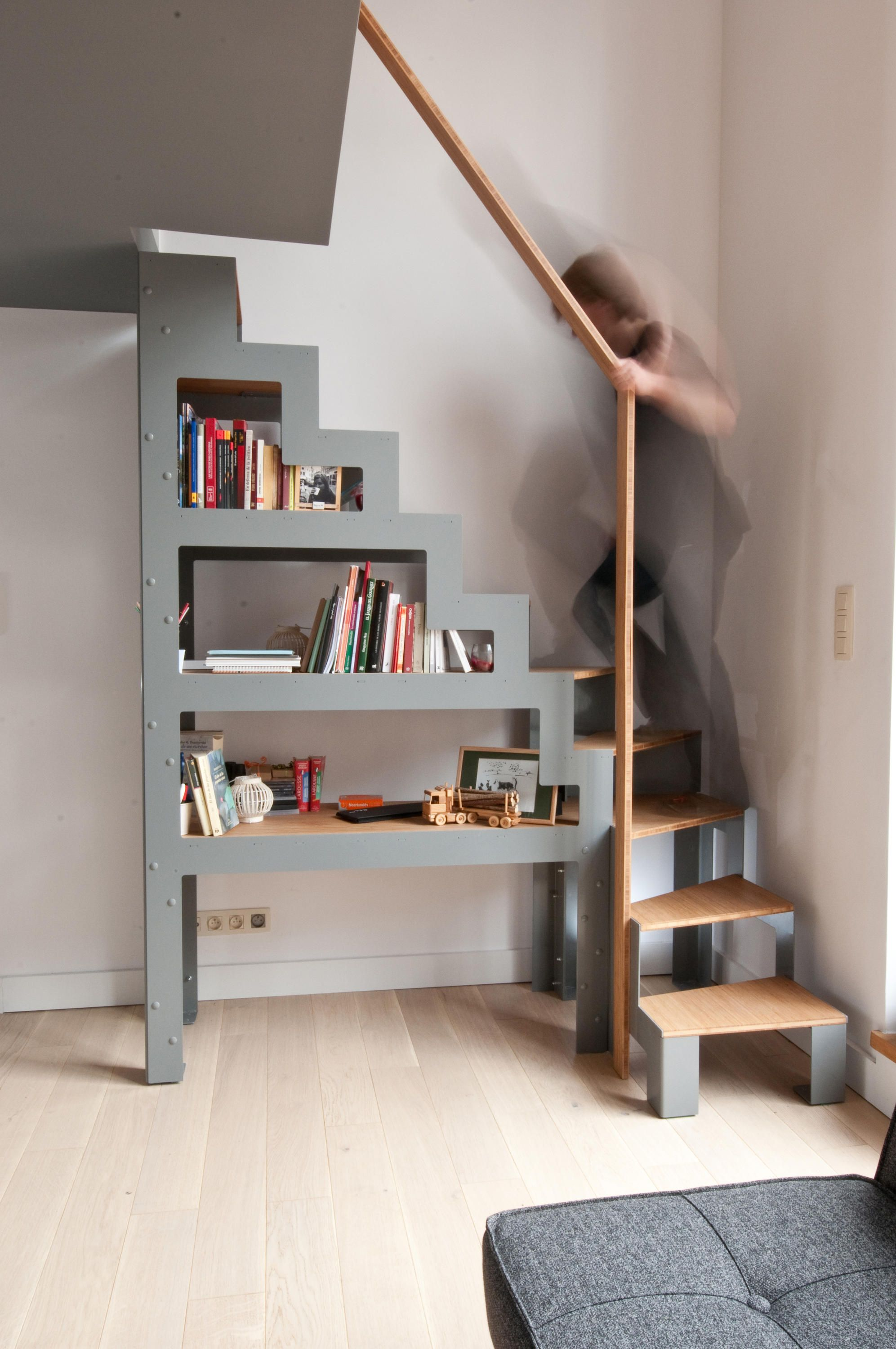 Libro Staircase Designer Staircase Systems From Jo A All Information High Resolution Images Cads Catalogu Loft Room Tiny House Stairs Stairs Design