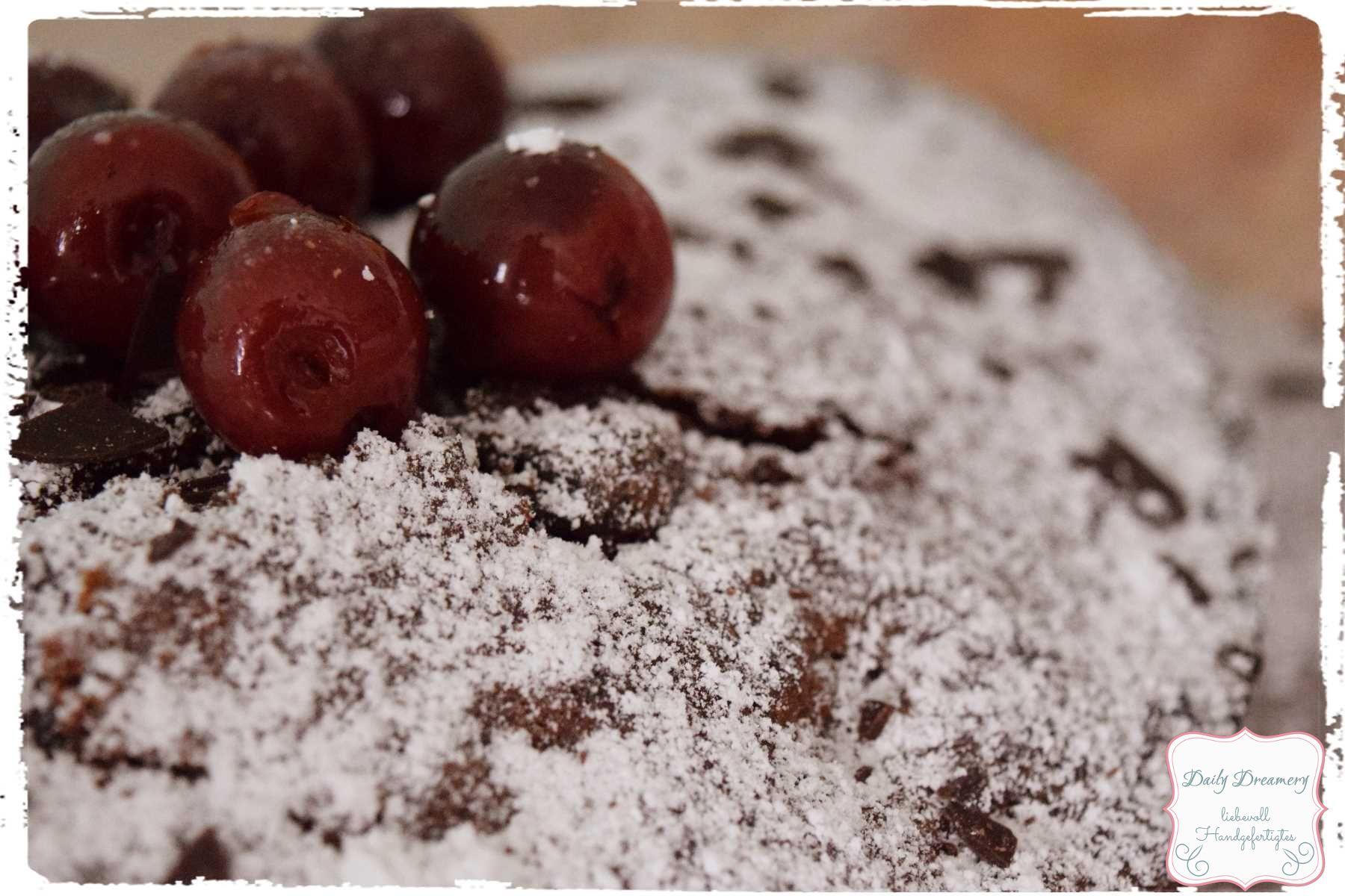 Luftig Lockerer Schoko Kirsch Kuchen Rezept Schoko Kirsch Kuchen Saftiger Schoko Kirsch Kuchen Und Kuchen