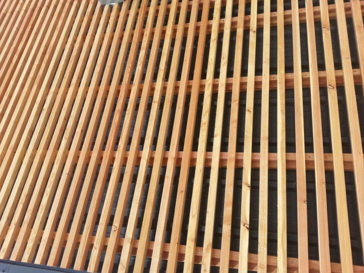 Celosias lamas madera screens shutters shades celosias - Celosia de madera ...